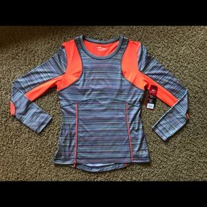NWT FILA Sport Active Long Sleeve Top